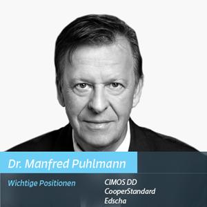 Dr. Manfred Puhlmann
